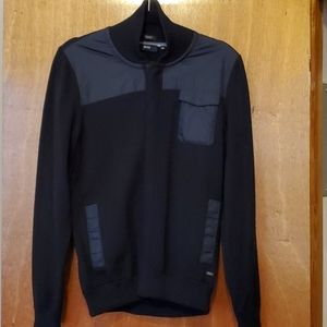 Boss Hugo Boss Knit Bomber Jacket